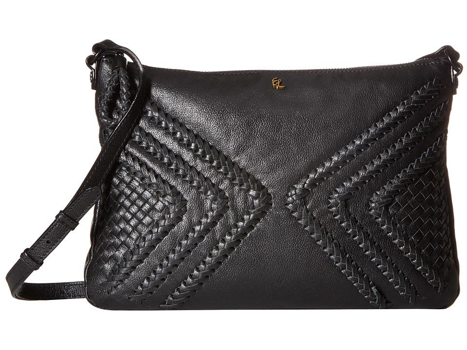 Elliott Lucca - Mari Medium Crossbody (Black Nusadua) Cross Body Handbags