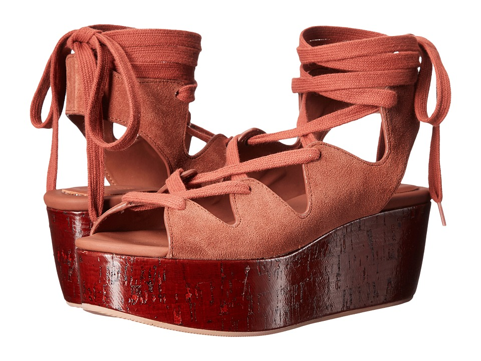See by Chloe - SB24200 (Mandorla) Women's Wedge Shoes