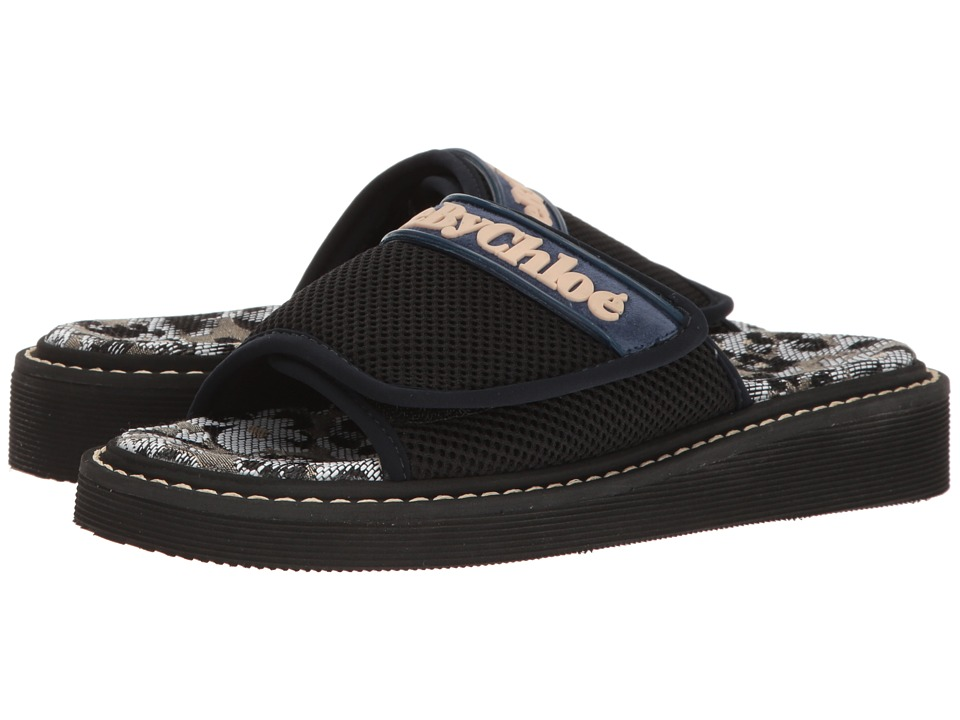See by Chloe - SB28241 (Nero) Women's Sandals