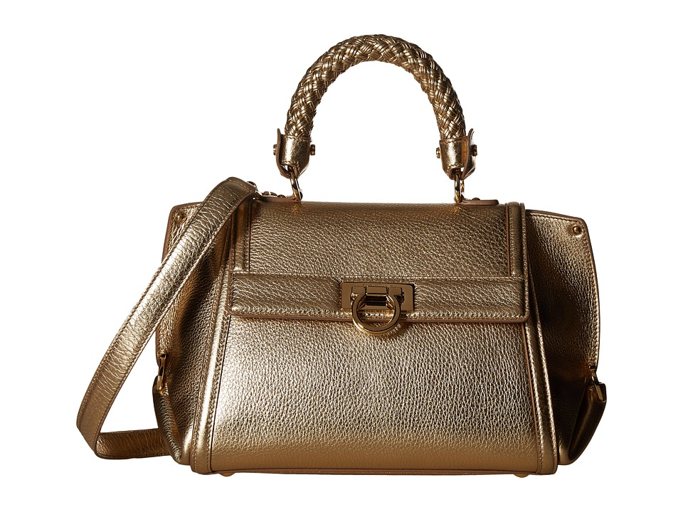Salvatore Ferragamo - Sofia 21G243 (Mekong) Handbags
