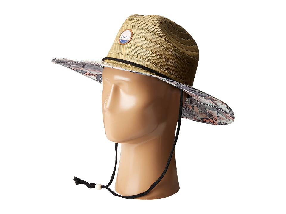 Roxy - Tomboy Sun Hat (Marshmallow Ready Made) Traditional Hats