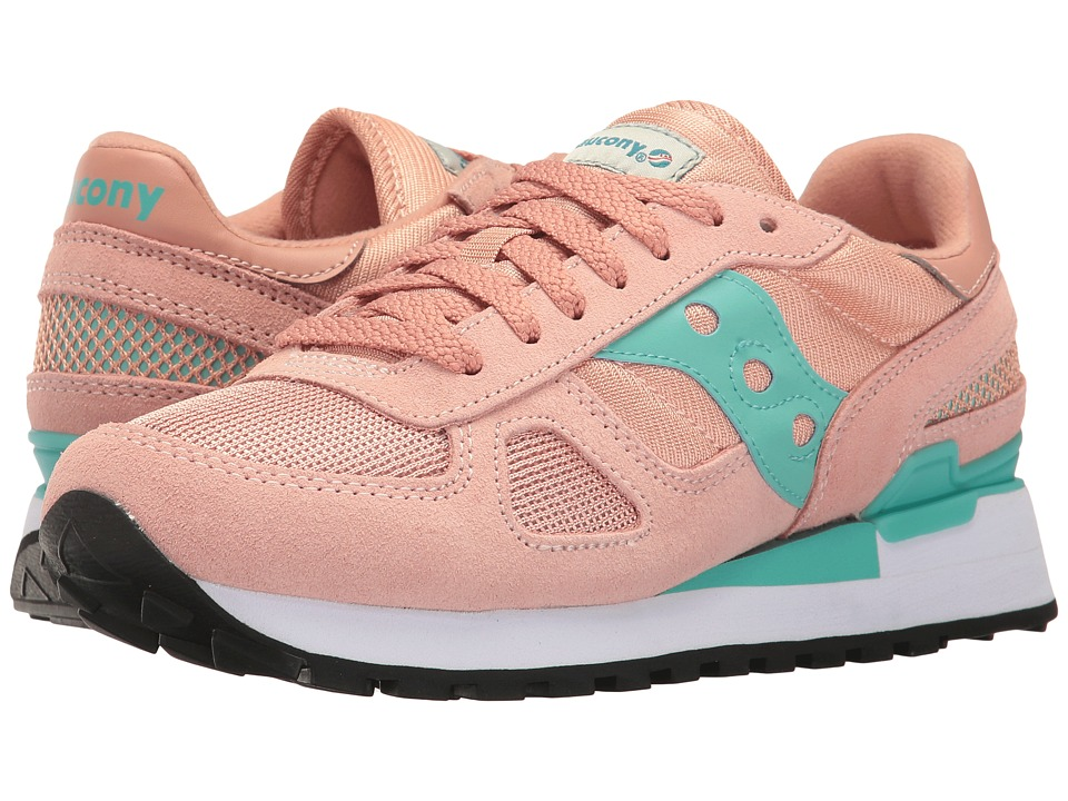 Saucony Originals - Shadow Original (Pink/Teal) Women's Classic Shoes
