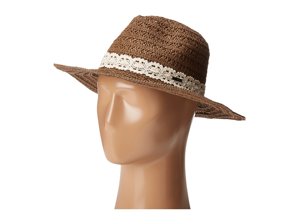 Roxy - Cowgirl (Dark Brown) Caps