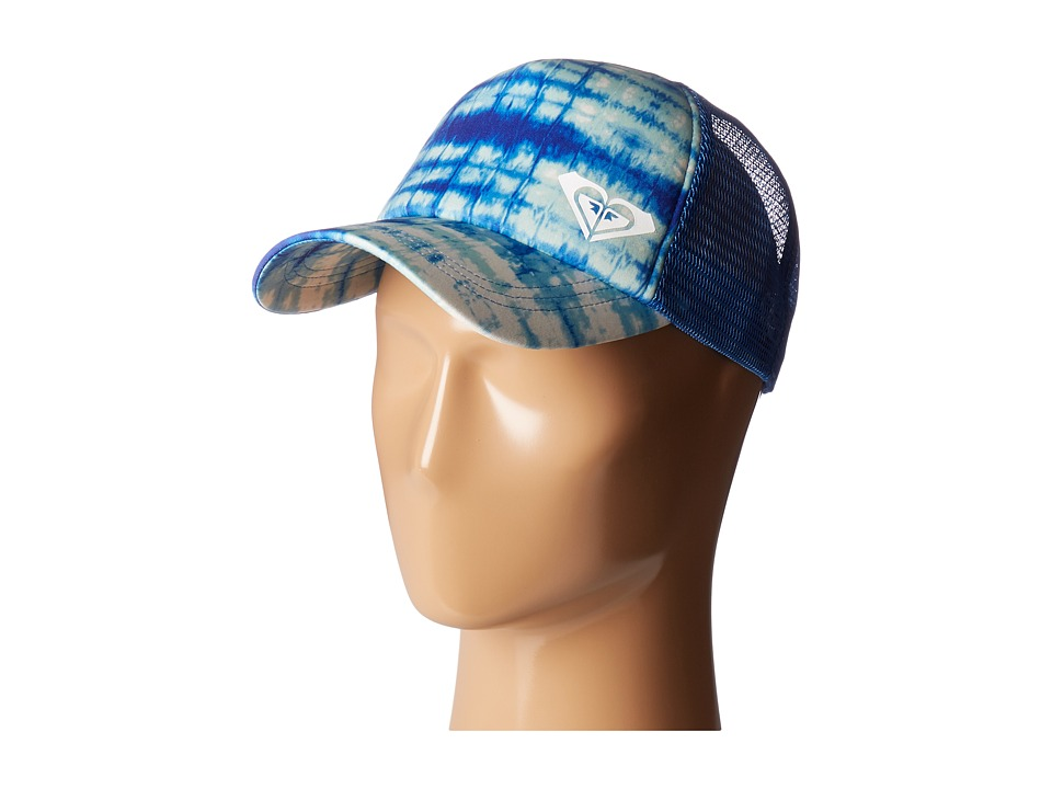 Roxy - Water Come Down (Marshmallow Antares Tie and Dye) Caps