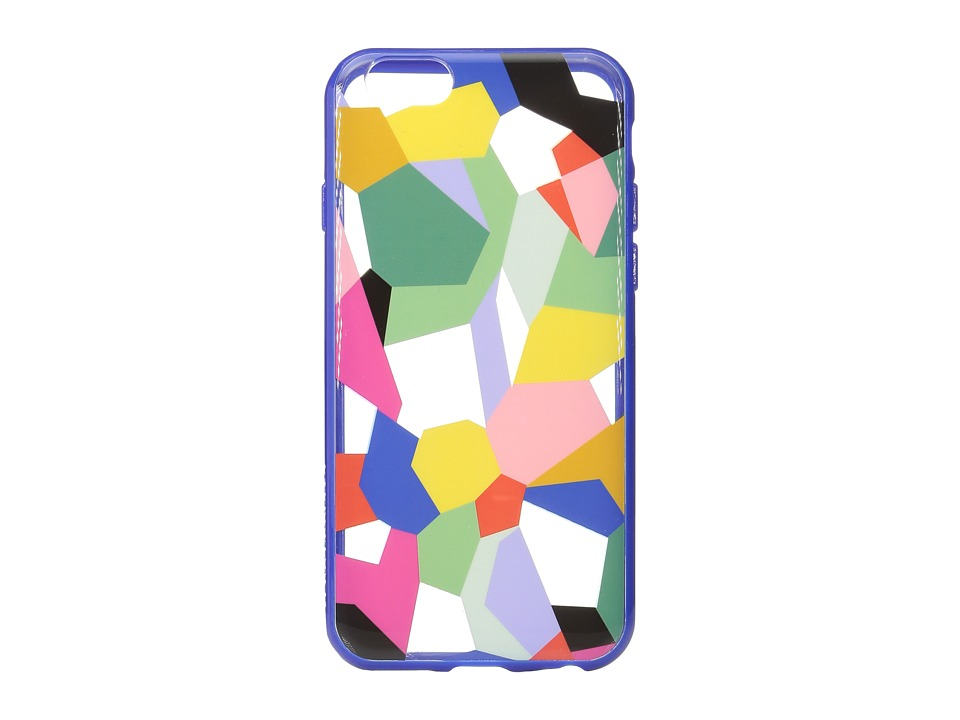 Vera Bradley - Flexible Frame Case for iPhone 6/6s (Pop Art) Cell Phone Case