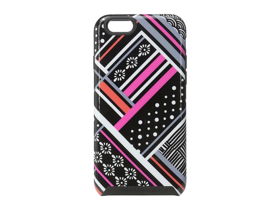 Vera Bradley - Hybrid Case for iPhone 6/6s (Northern Stripes) Cell Phone Case