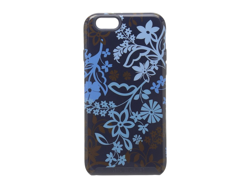 Vera Bradley - Hybrid Case for iPhone 6/6s (Java Floral) Cell Phone Case