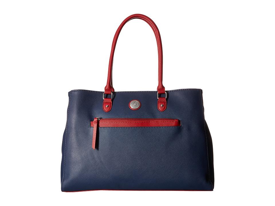 Tommy Hilfiger - Zara II - Tote (Navy) Tote Handbags
