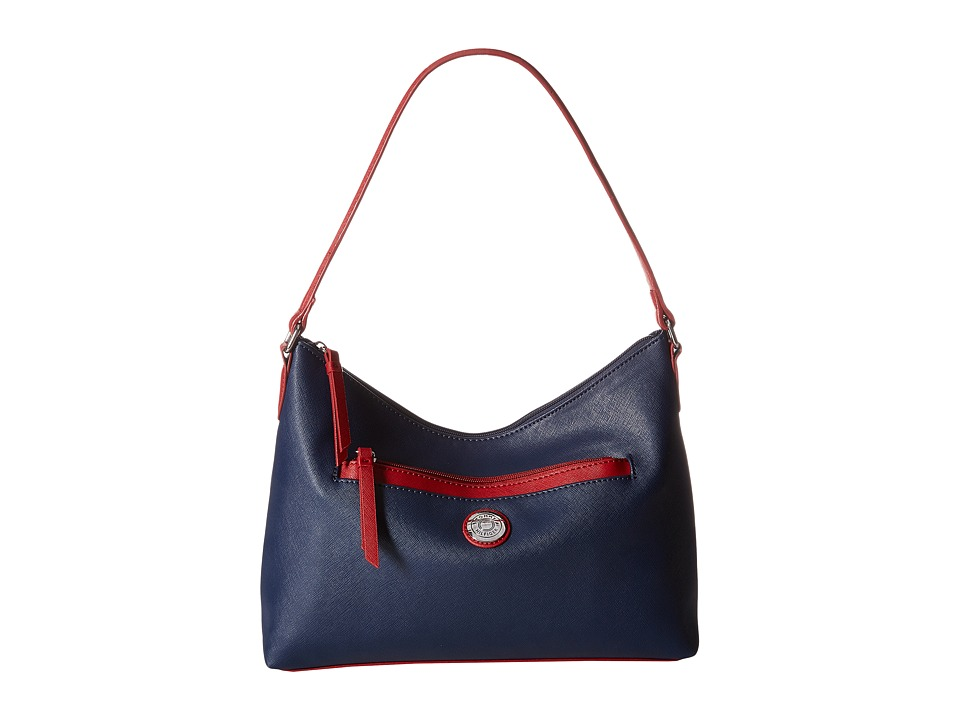 Tommy Hilfiger - Zara II - Hobo (Navy) Hobo Handbags