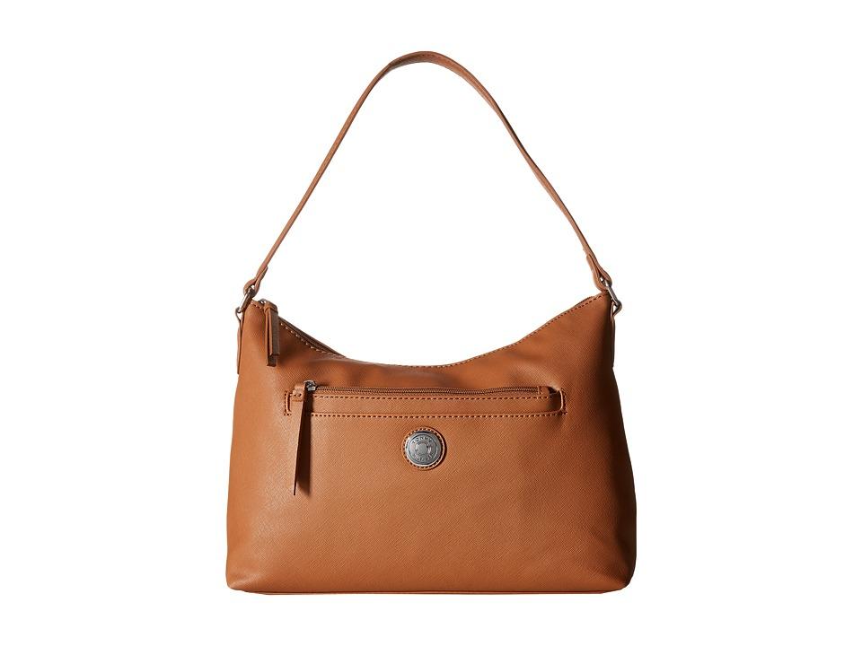 Tommy Hilfiger - Zara II - Hobo (Cognac) Hobo Handbags