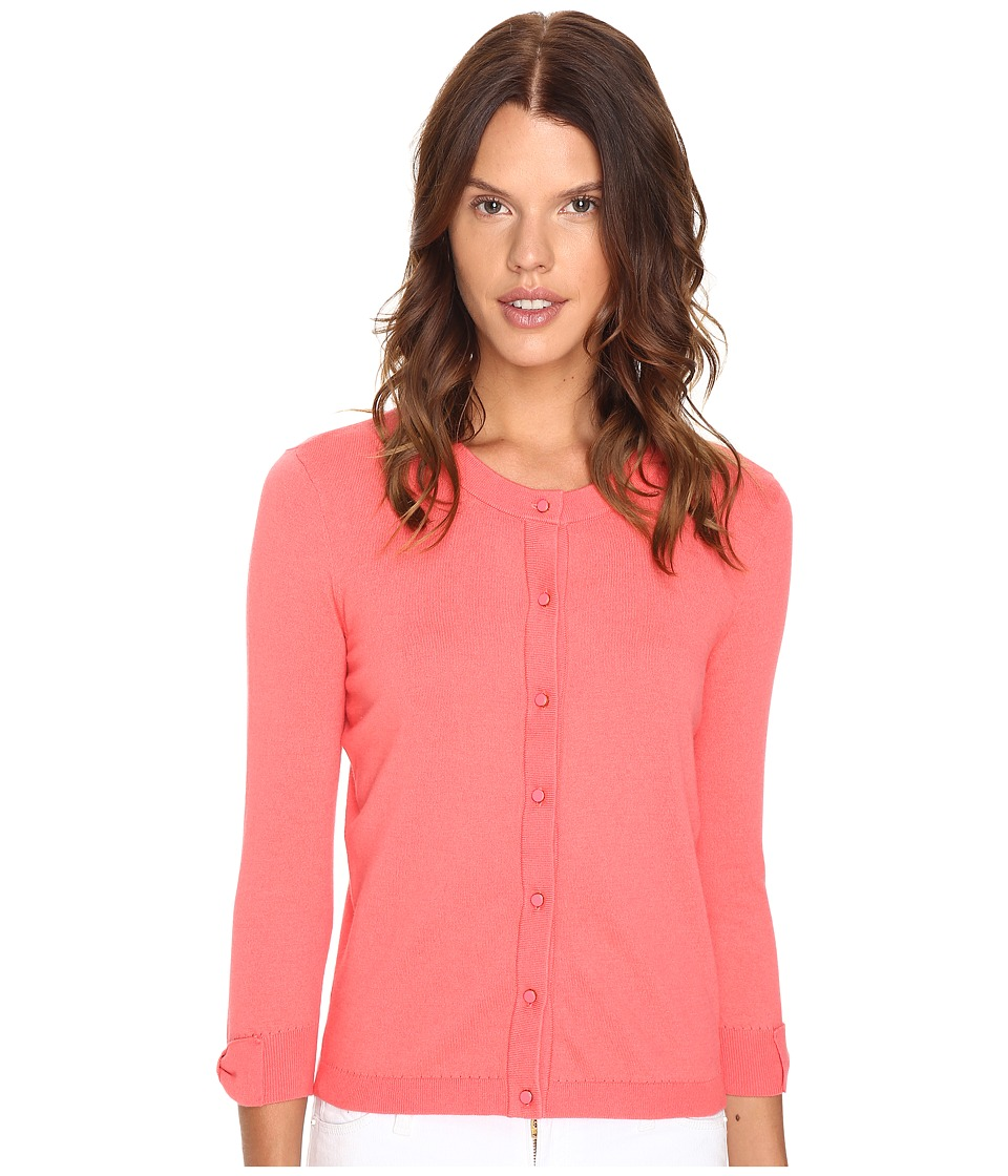 Kate Spade New York - Somerset Cardigan (Watermelon) Women's Sweater