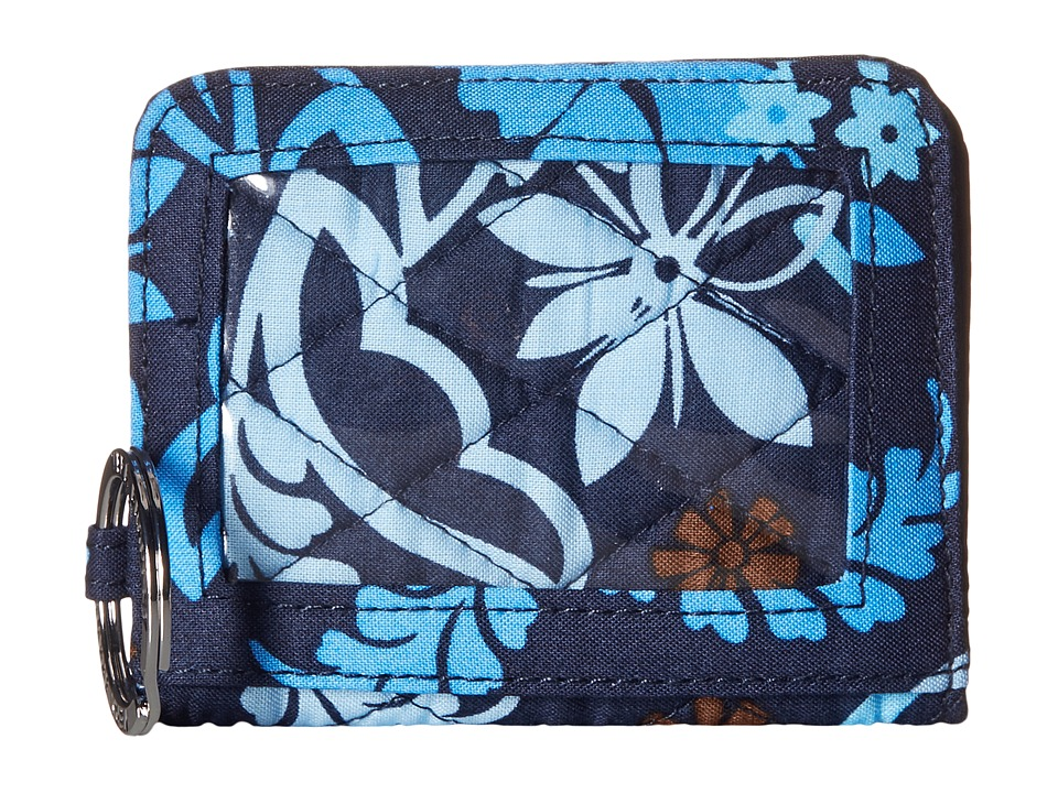 Vera Bradley - Campus Double ID (Java Floral) Credit card Wallet