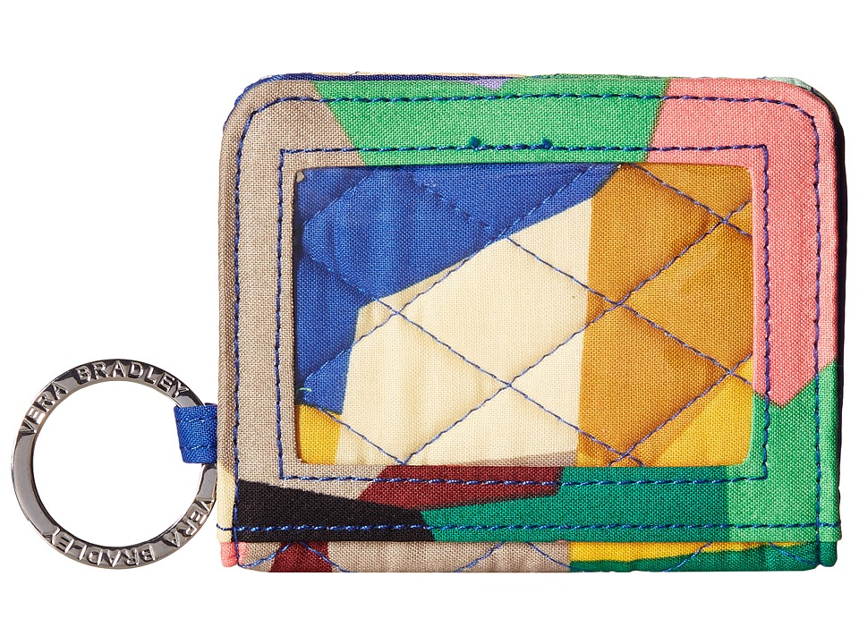 Vera Bradley - Campus Double ID (Pop Art) Credit card Wallet