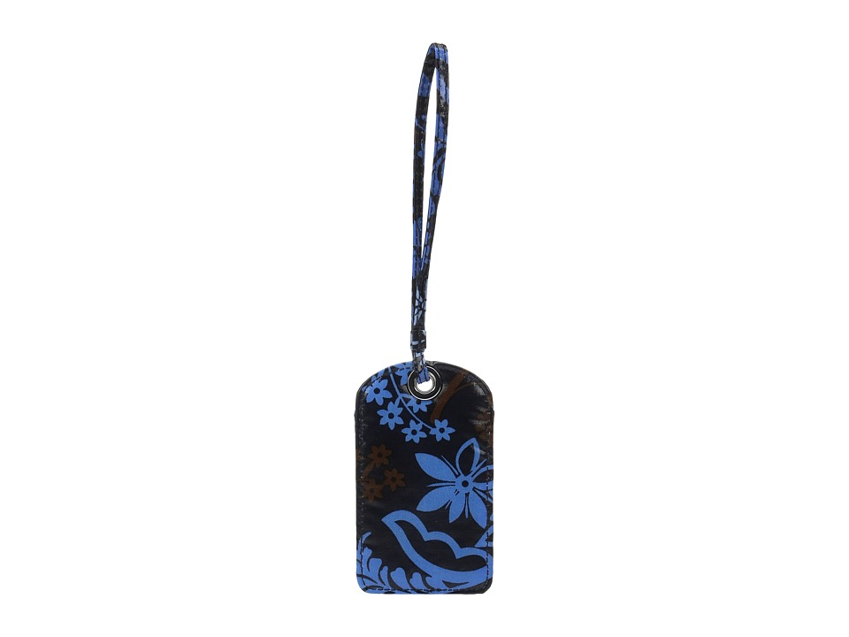 Vera Bradley - Luggage Tag (Java Floral) Wallet