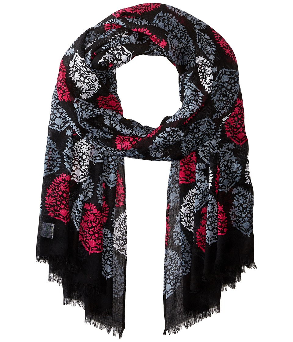 Vera Bradley - Soft Fringe Scarf (Northern Lights) Scarves