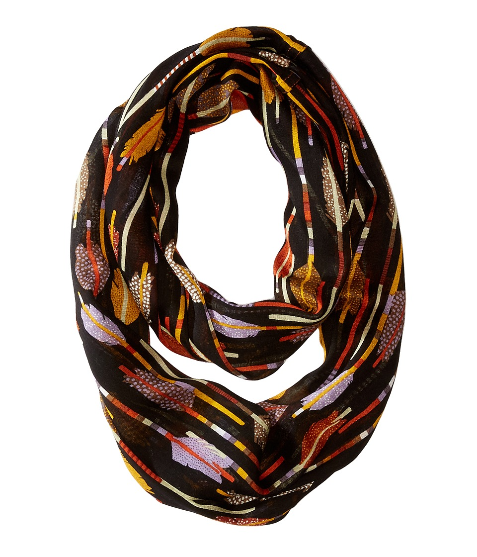 Vera Bradley - Infinity Scarf (Feather Arrows) Scarves