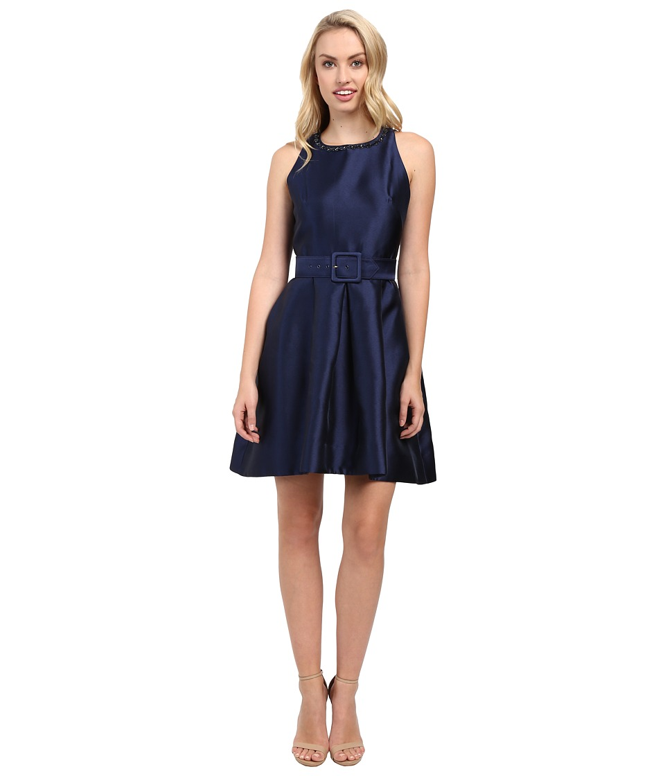 Taylor - Party Dress (Navy) Women's Dress