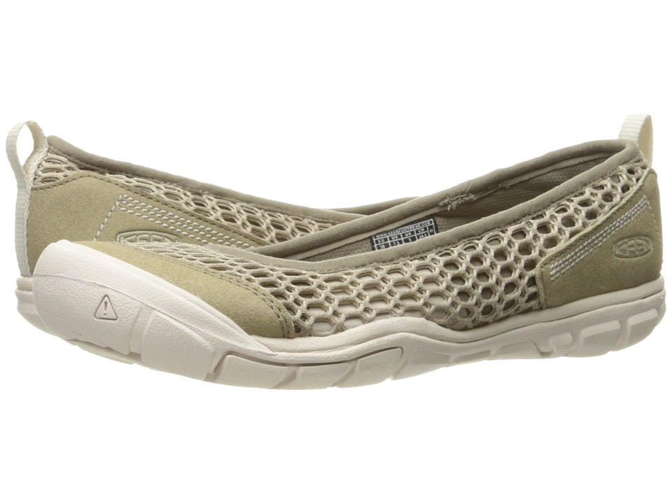 Keen - CNX Zephyr Ballerina (Brindle) Women's Shoes