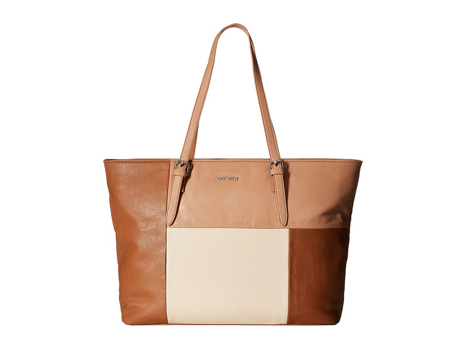 Nine West - Color Coding Tote (Truffle) Tote Handbags