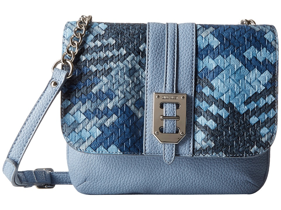 Nine West - Gleam Team Aimsey (River Blue/Blue Multi) Handbags