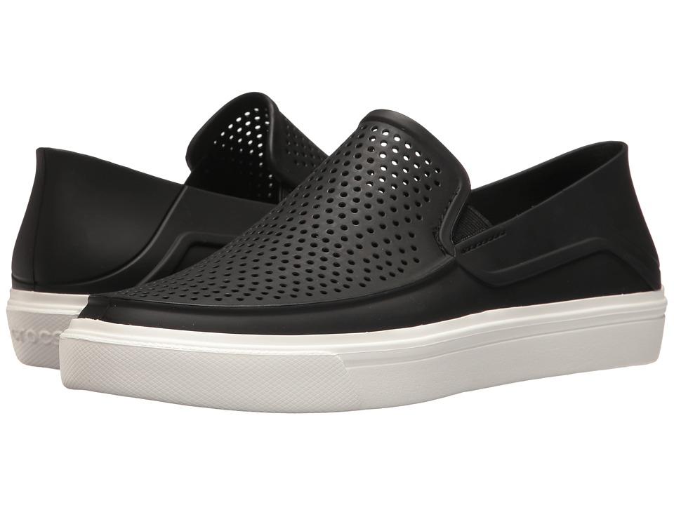 Crocs CitiLane Roka Slip-On (Black) Women