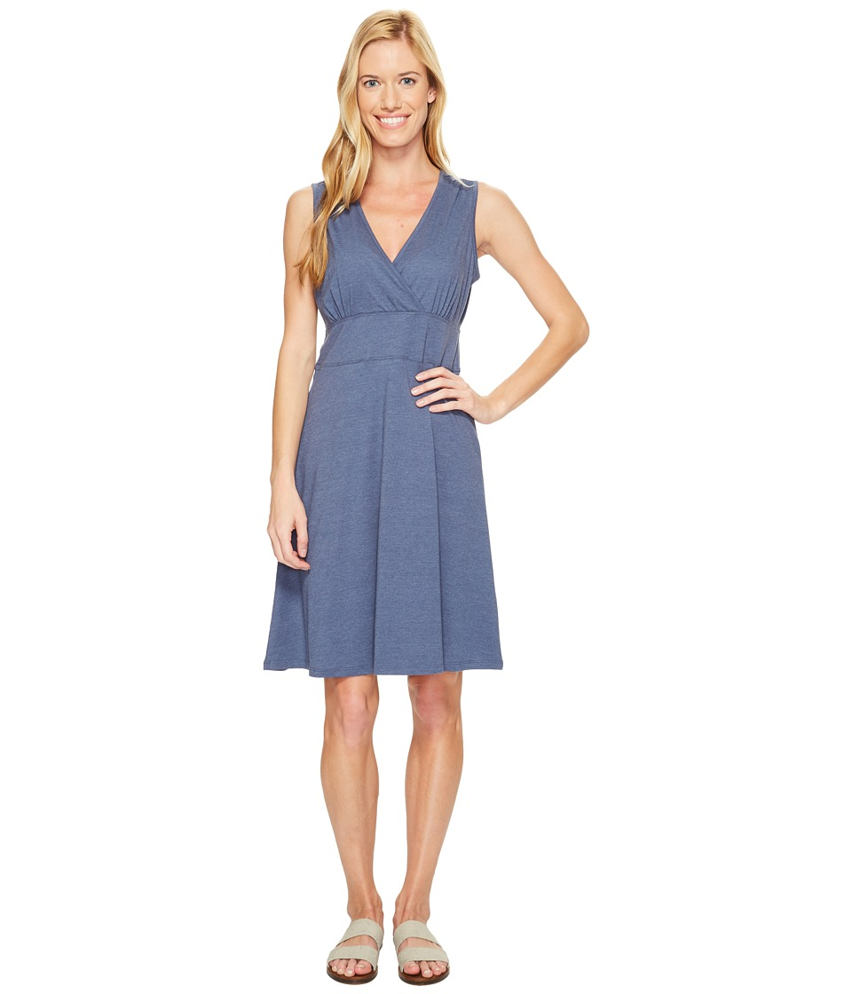 Toad&Co - Palmira Dress (Indigo) Women's Dress