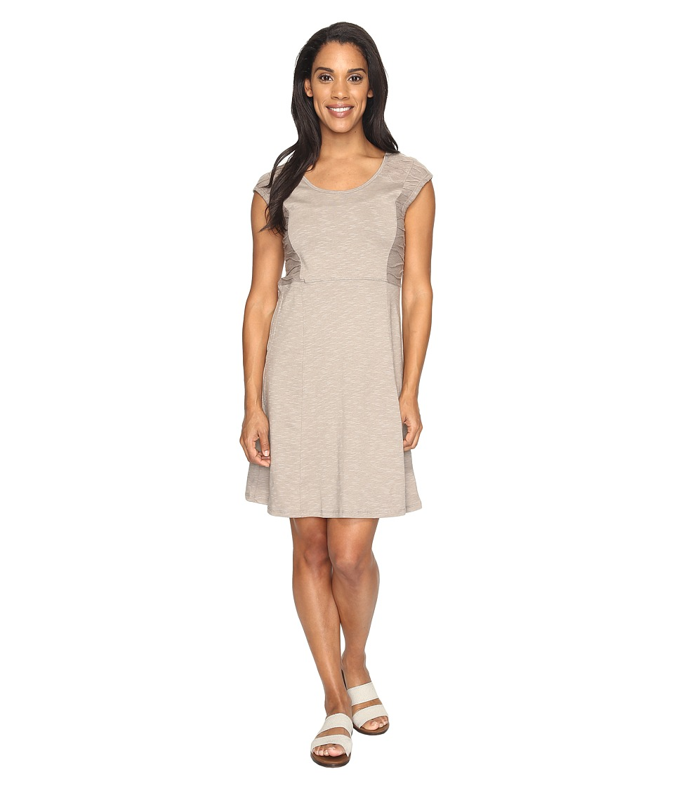 Toad&Co Sama Sama Dress (Cocoa) Women