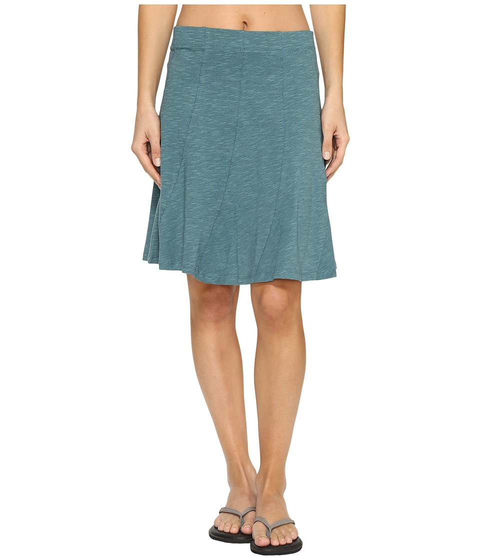 Toad&Co Chachacha Skirt (Hydro) Women