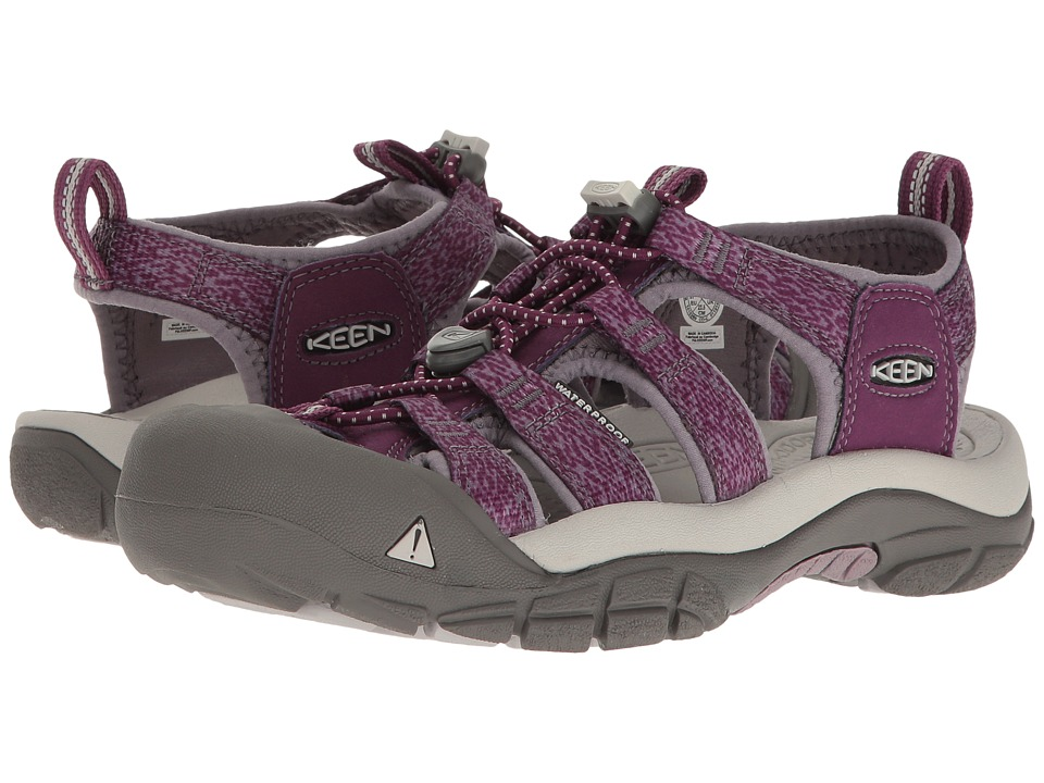 Keen - Newport H2 (Deep Purple/Purple Sage) Women's Shoes
