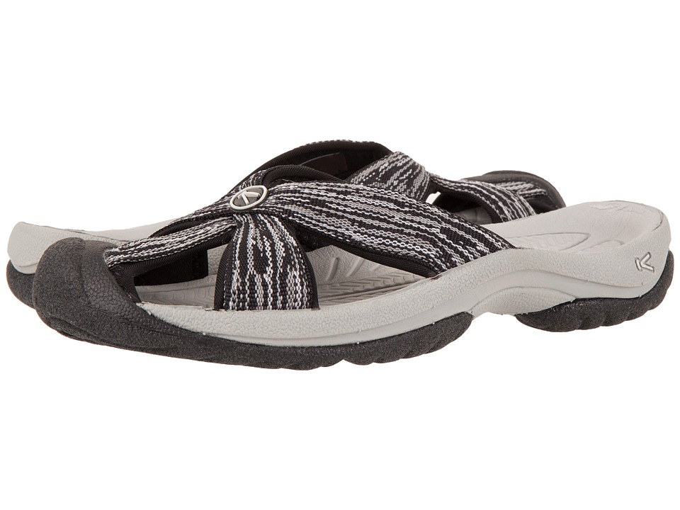 Keen - Bali (Neutral Gray/Black) Women's Shoes