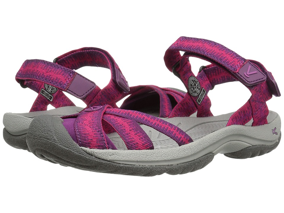 Keen - Bali Strap (Purple Wine/Dark Purple) Women's Shoes