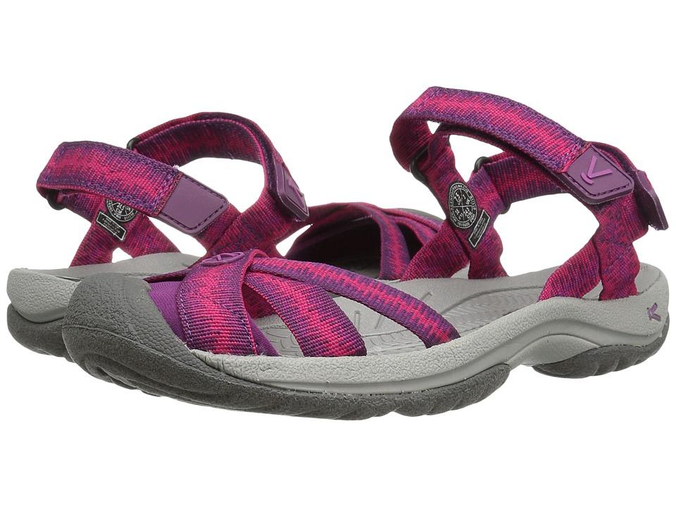 Keen - Bali Strap (Purple Wine/Dark Purple) Women's Shoes