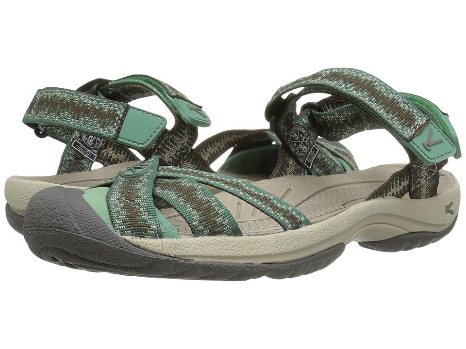 Keen - Bali Strap (Canteen/Malachite) Women's Shoes