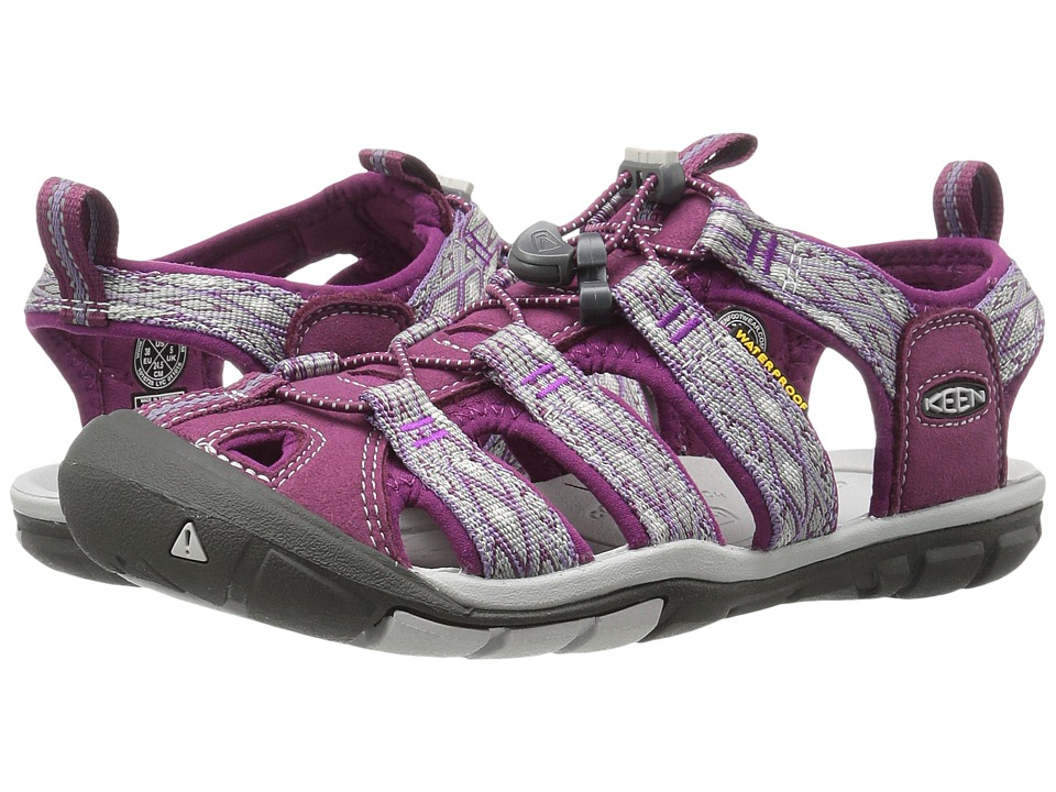 Keen Clearwater CNX (Dark Purple/Purple Sage) Women