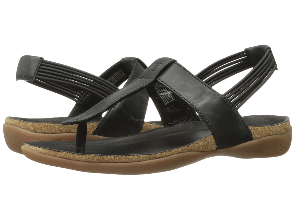 Keen - Dauntless Posted (Black) Women's Shoes