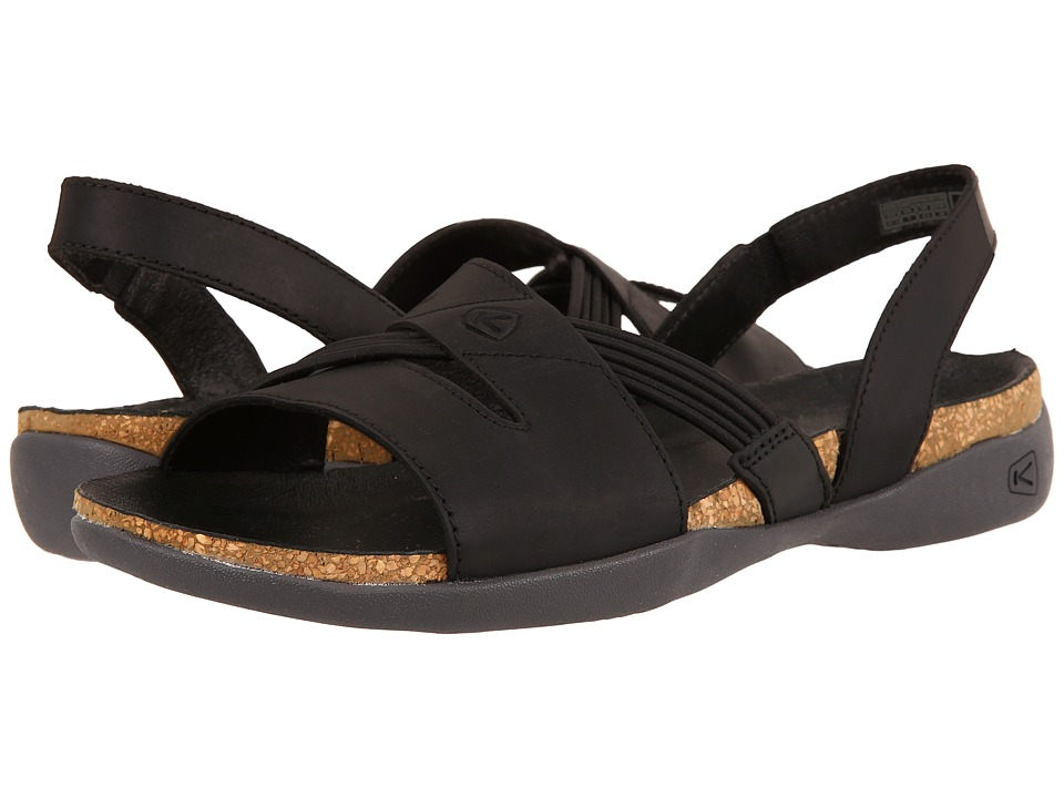 Keen - Dauntless Strappy II (Black) Women's Shoes