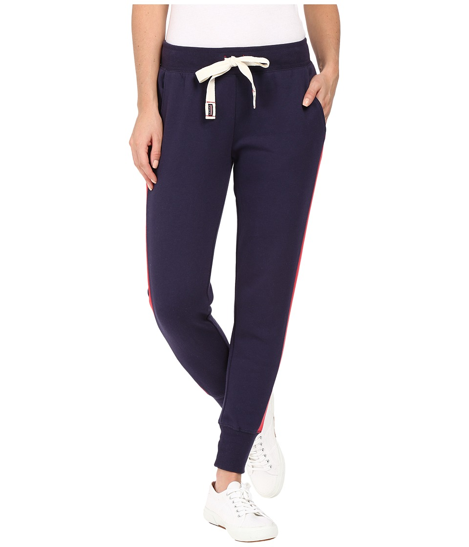 U.S. POLO ASSN. - Contrast Jogger Pants (Eclipse Combo) Women's Casual Pants