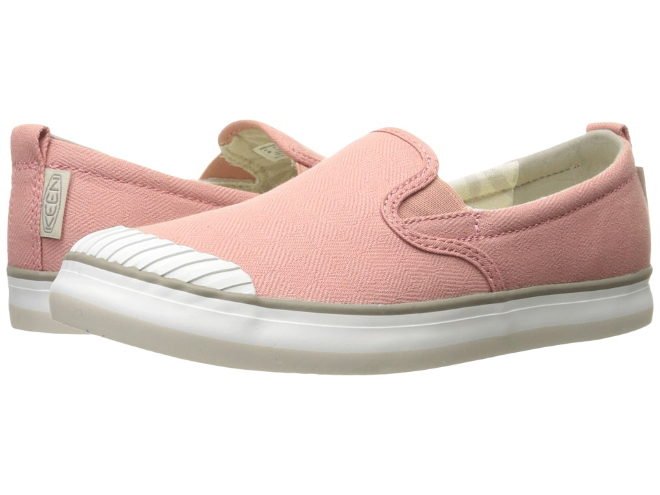Keen - Elsa Slip-On (Rose Dawn) Women's Slip on Shoes
