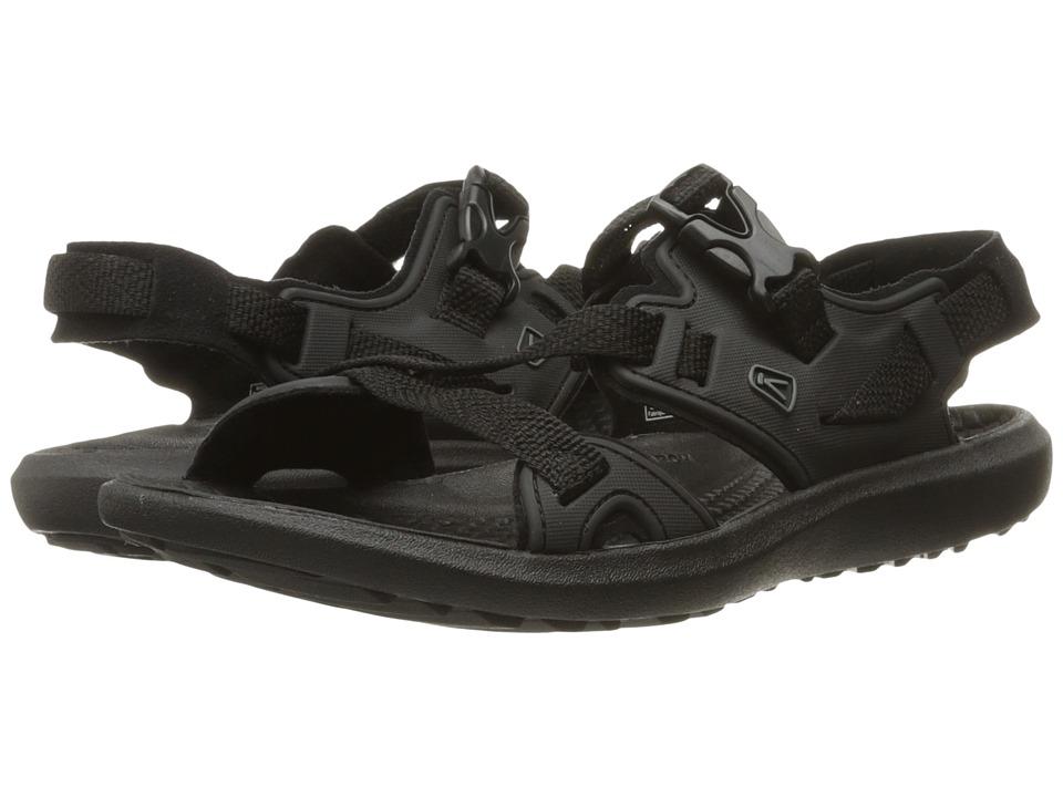 Keen - Maupin (Black/Black) Women's Shoes