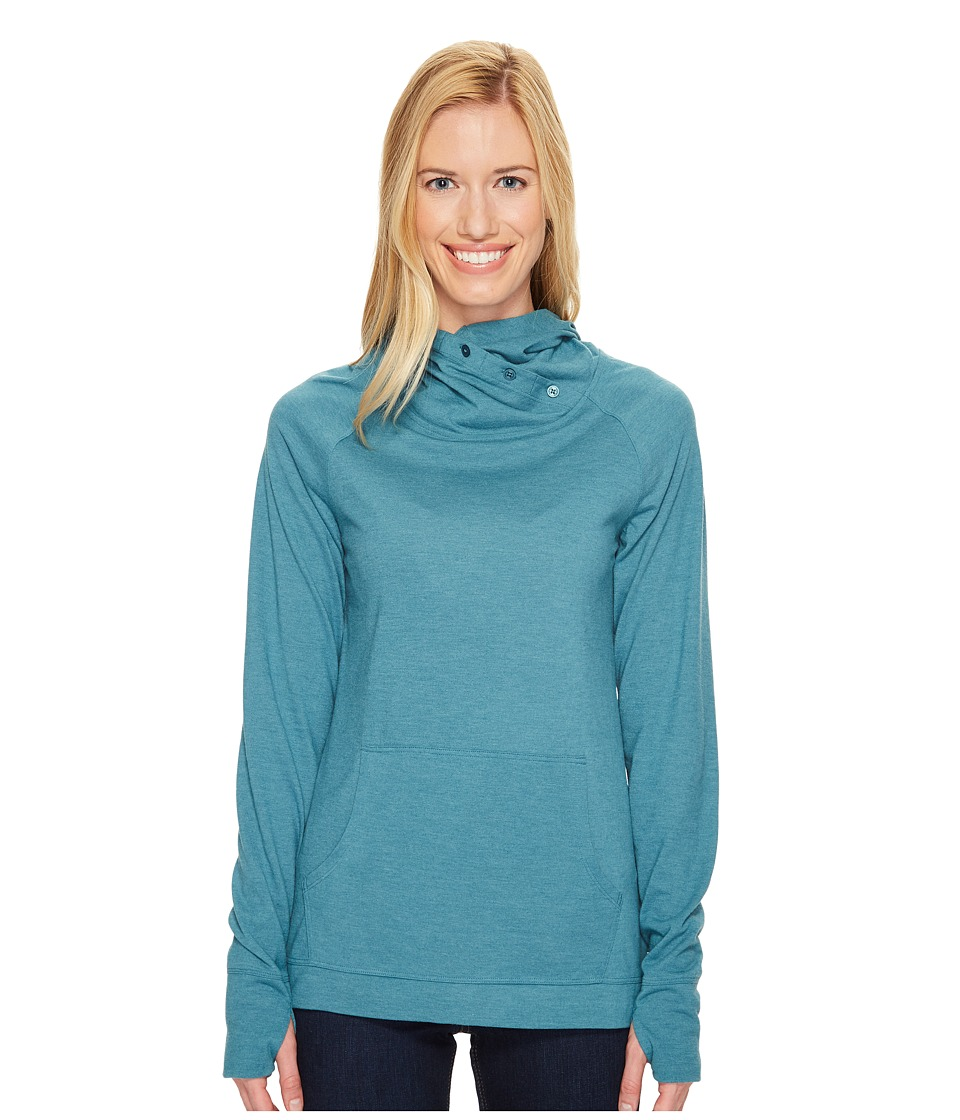 Toad&Co - Debug Sport Hoodie (Hydro) Women's Sweatshirt