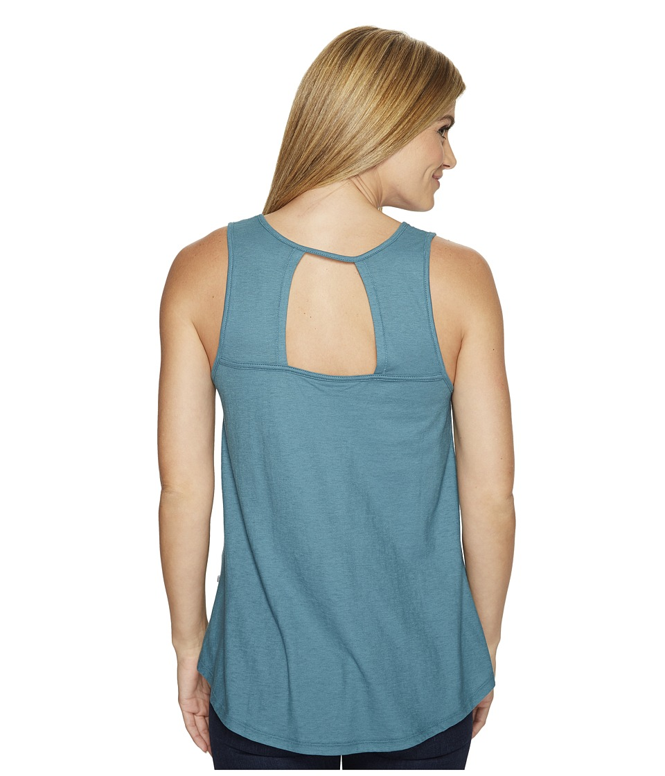Toad&Co - Papyrus Flowy Tank Top (Hydro) Women's Sleeveless
