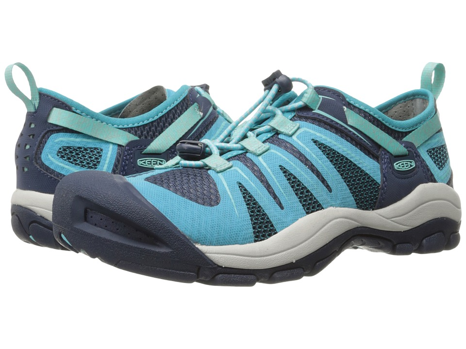 Keen - McKenzie II (Dress Blues/Algiers) Women's Shoes