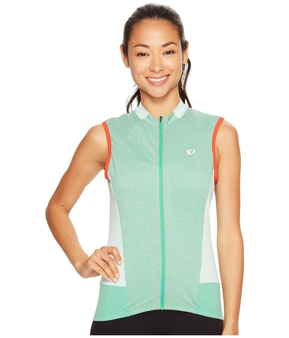 Pearl Izumi - Select Escape Sleeveless Jersey (Green Spruce) Women's Sleeveless