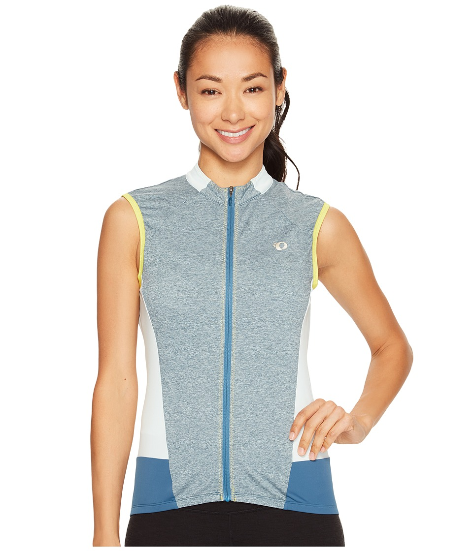 Pearl Izumi - Select Escape Sleeveless Jersey (Blue Steel) Women's Sleeveless