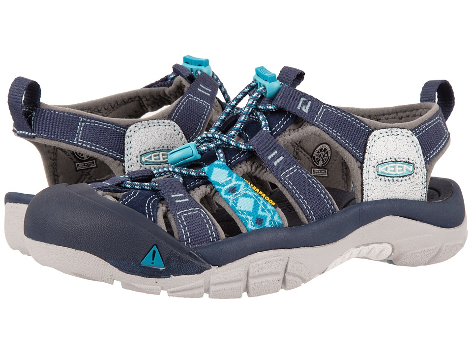Keen Newport Evo H2 (Dress Blues/Radiance) Women