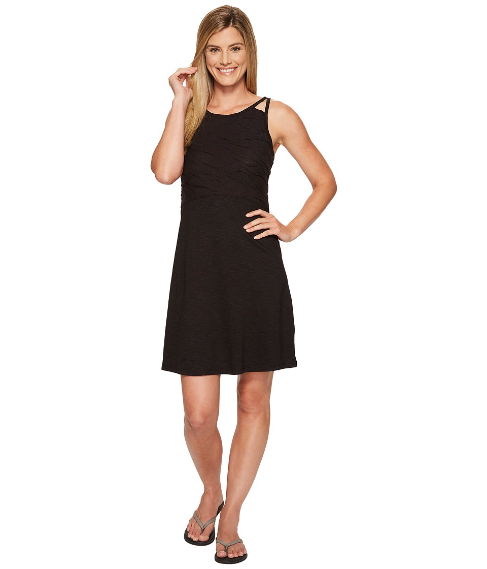 Toad&Co Sambasol Dress (Black) Women