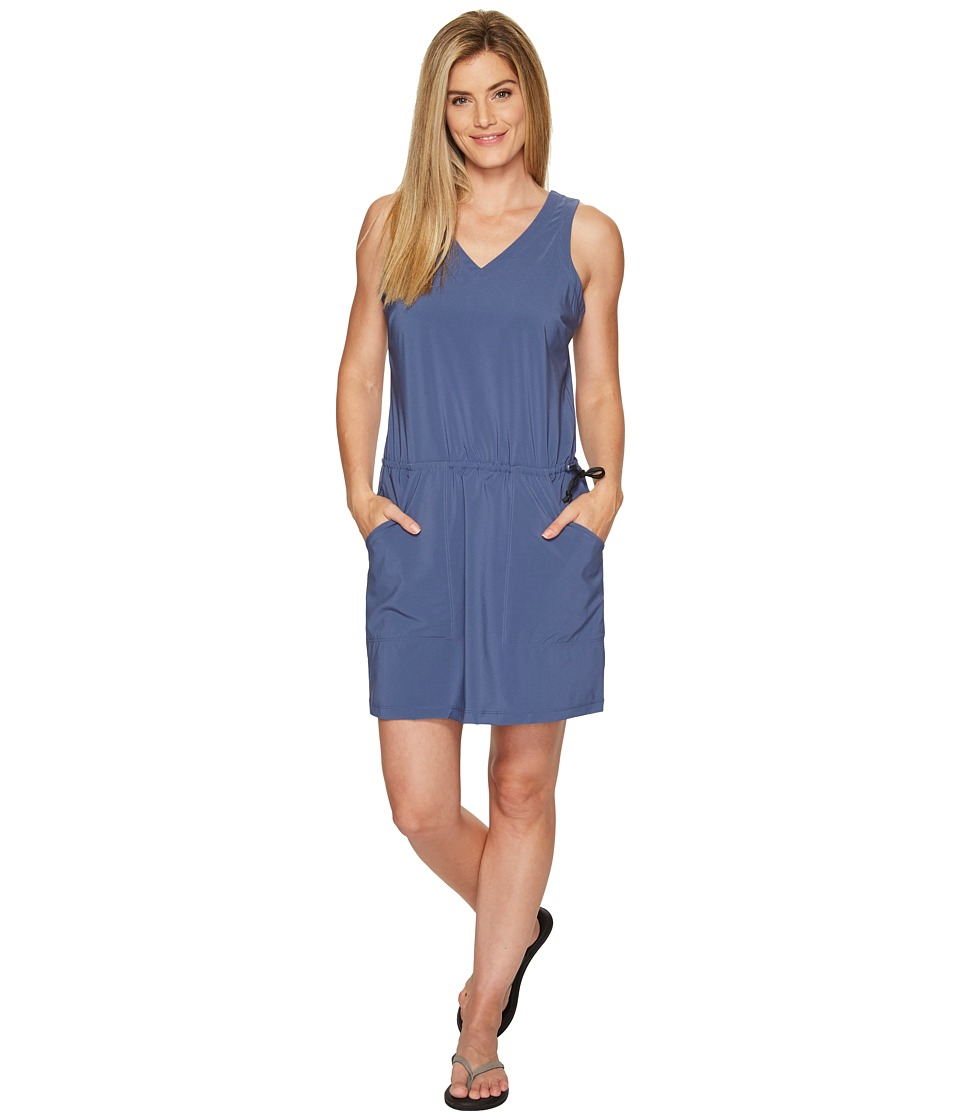 Toad&Co - Liv Dress (Indigo) Women's Dress