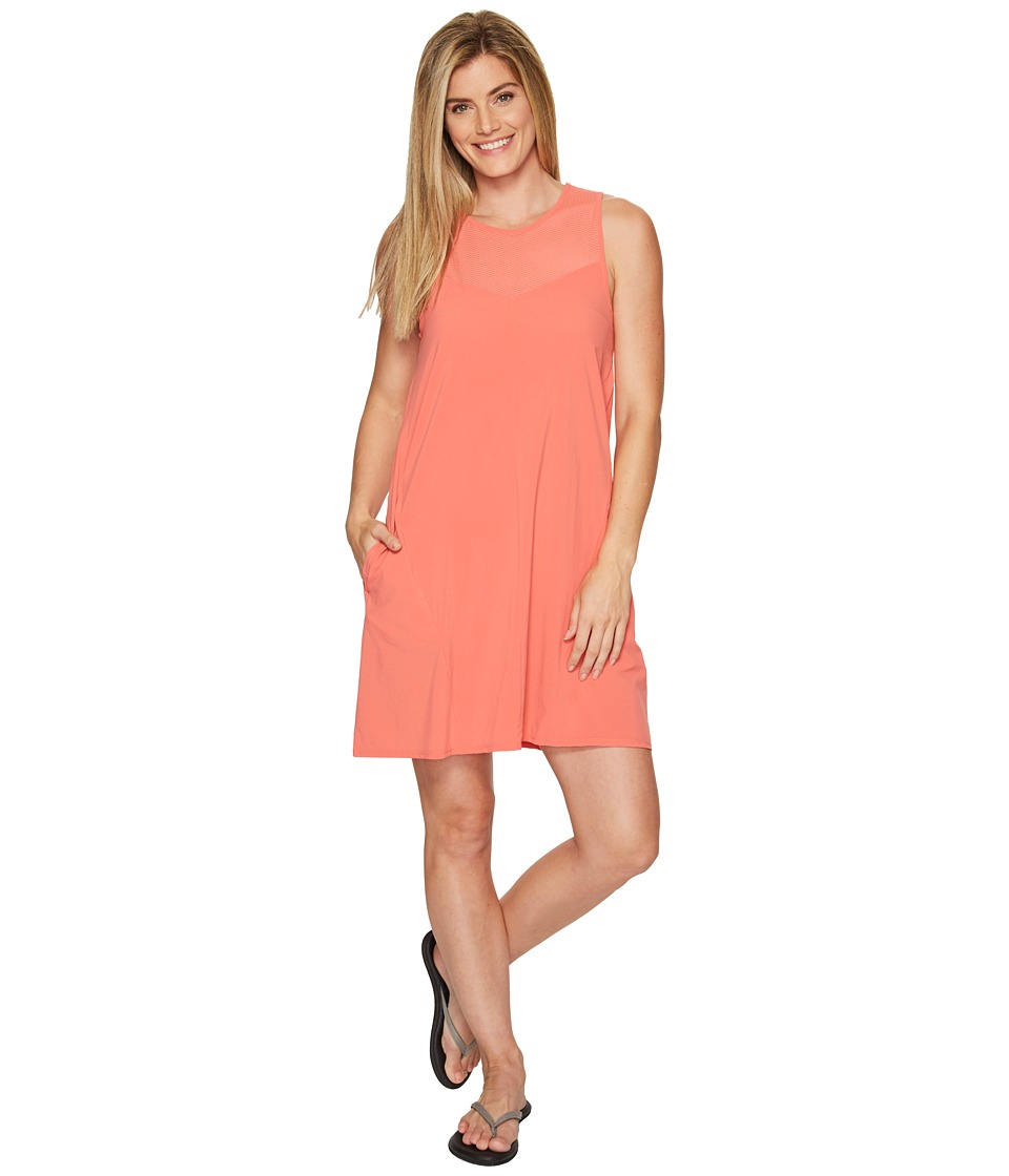 Toad&Co Sunkissed Swing Dress (Spiced Coral) Women