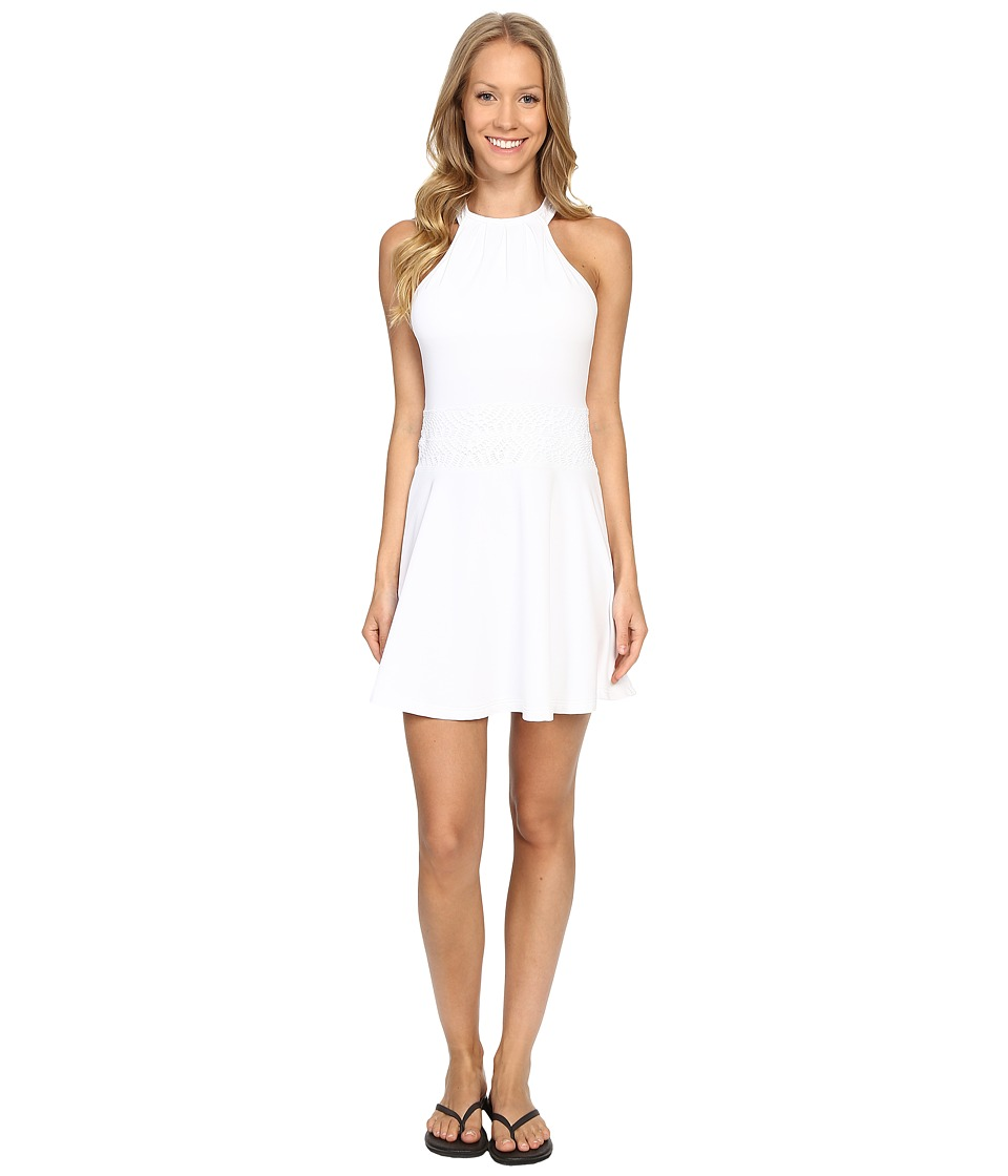 Tonic - Sierra Dress (White) Women's Dress