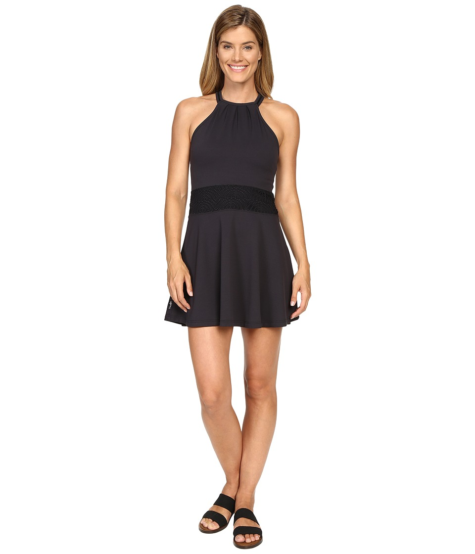 Tonic - Sierra Dress (Black) Women's Dress